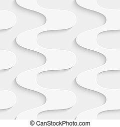 Seamless Wave Pattern - Abstract Seamless Wave Pattern