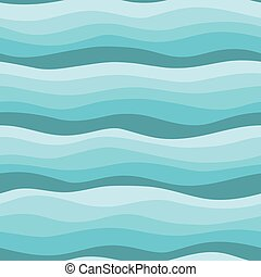 seamless waves background