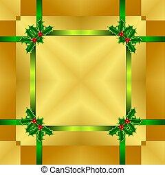 seamless, weihnachten, verpackung, muster