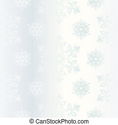 Elegant seamless white background with stars or snowflakes. Tiles can be combined seamlessly. Graphics are grouped and in several layers for easy editing. The file can be scaled to any size.