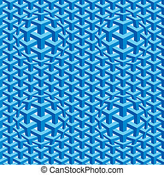 Seamless Wire Pattern