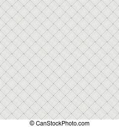 seamless., witte , -, geometrisch, textuur