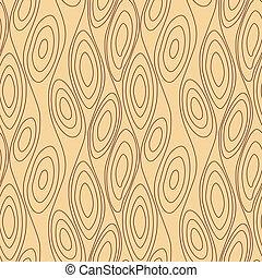 Seamless wood grain - Seamless vector wood grain pattern