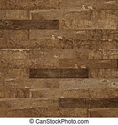 Seamless wood parquet vintage background