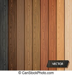 Seamless wood pattern.