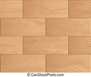 Seamless wood wall texture