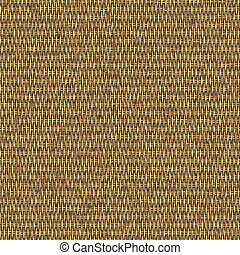 Seamless woven wicker material. This tiles as a pattern in ...