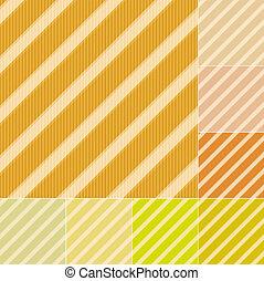 seamless yellow stripes background