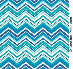 seamless zig zag textured pattern