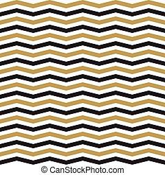 Seamless Zigzag Pattern in pastel