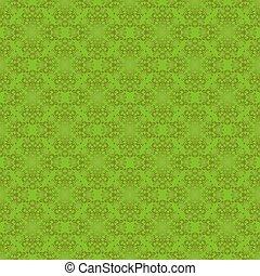 SeamlessTexture on Green. Element for Design.