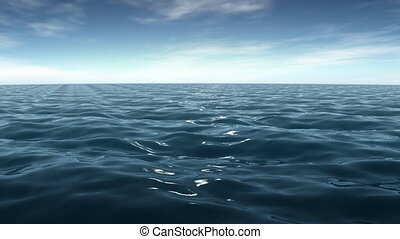 Water hd loop  High definition animated background loop of    stock