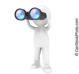 Search - 3D little human character with a pair of...