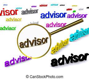 Search advisor