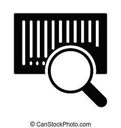 search bar code