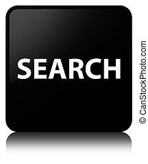 Search black square button