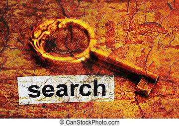 Search concept