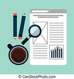 search engine optimization design, vector illustration eps10...