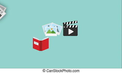 search engine optimization design, Video Animation HD1080