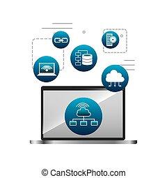 search engine optimization icons vector illustration design
