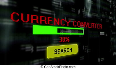 Search for currency converter online