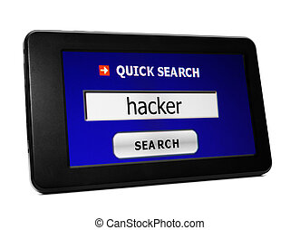 Search for hacker
