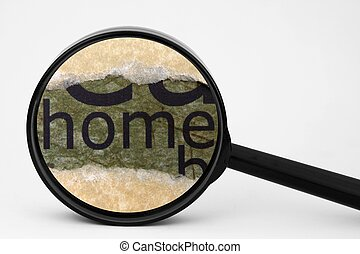 Search for home