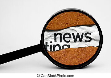Search for news