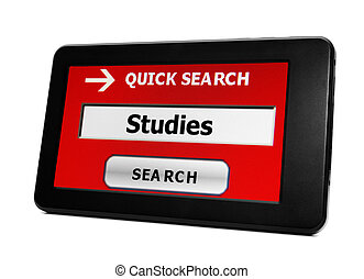 Search for online studies