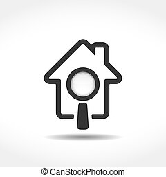 Search House Emblem