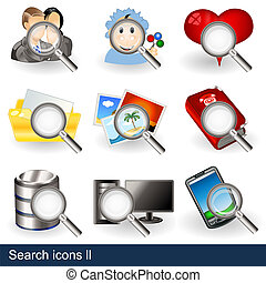 Search icons 2