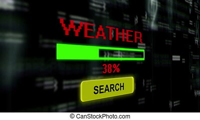 Search online for weather