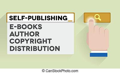search self-publishing
