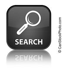 Search special black square button
