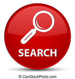 Search special red round button