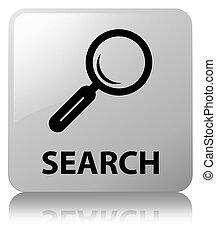 Search white square button