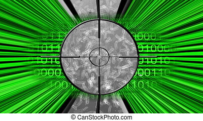 Searching for firus target concept