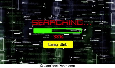 Searching on deep web