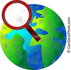searching world - searching the world for something - ...
