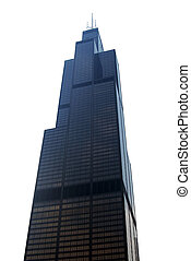 Sears Tower in Chicago, Illinois