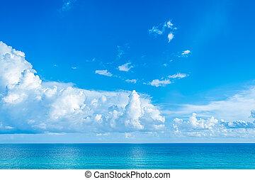 seascape., όμορφος