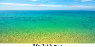 Seascape, Composição, natureza