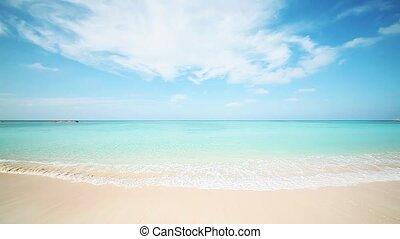 seascape - Nishihama beach in Hateruma-jima, Okinawa.