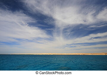 Seascape Red Sea