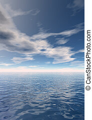 Seascape - great for backgrounds