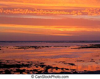 Seascape Sunset #4