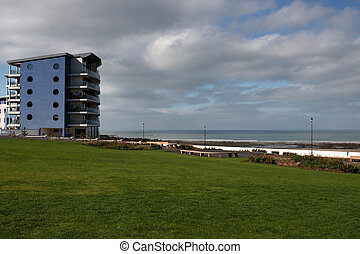 seaside accommodation