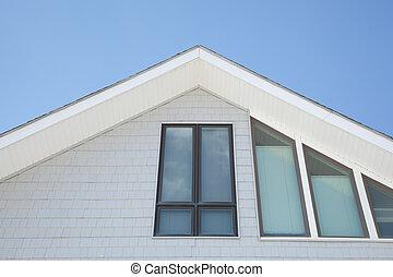 Seaside Architectural Details