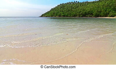 Seaside beach loop