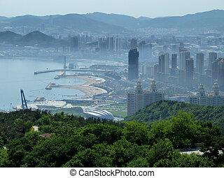 Seaside Dalian